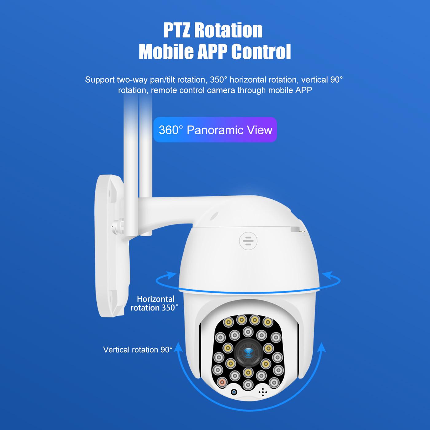 Hikvision Überwachungscamera DS-2CE5AH0T-VPIT3ZF2 5 MP Dome Camera TVI CVI CVBS