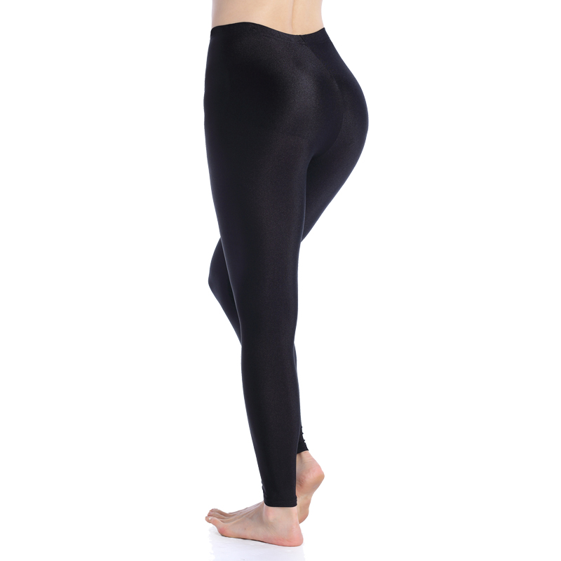 UK Ladies Plain Full Length Jegging Stretch Soft Winter Leggings Plus Size S-3XL