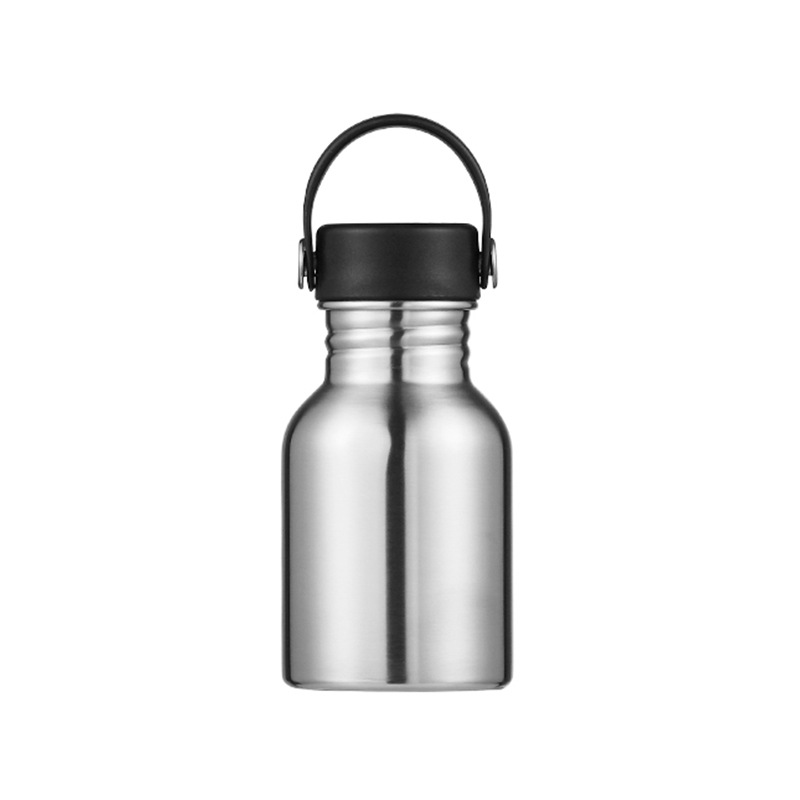 Stainless Steel Water Bottle Outdoor Camping Hiking Vacuum Bottle Flask Mugs Cup