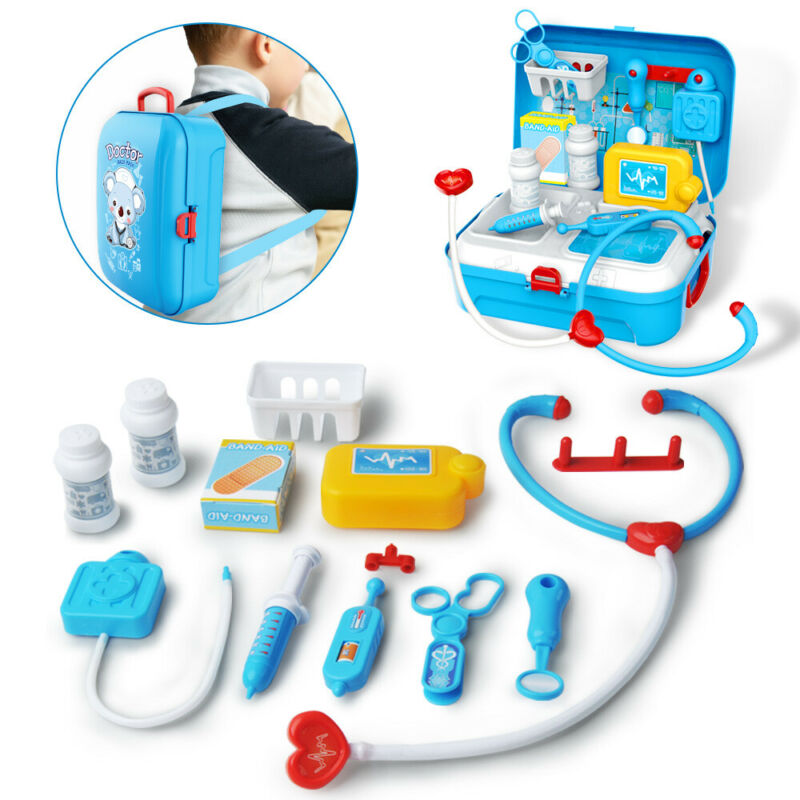 Arztkoffer Medizinisches Spielzeug Rollenspiel Spielzeug Set Kit Geschenke