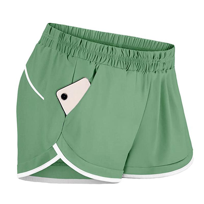 Women Loose Casual Yoga Pant Lady Gym Running Sport Beach Short Trouser Hot New