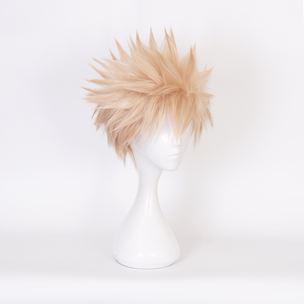 My Hero Academia Deku Izuku Midoriya Cosplay Party Wig Costume Short Bob Hair UK