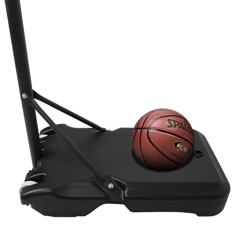 8ft 9ft 10ft Basketball Hoop Net Backboard Stand Sport For Kids Adult Adjustable