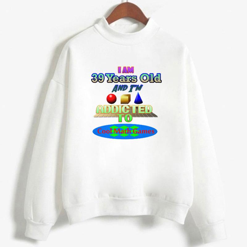 Harajuku Letter Print Women Sweatshirt Autumn Tracksuit White Loose Pullovers