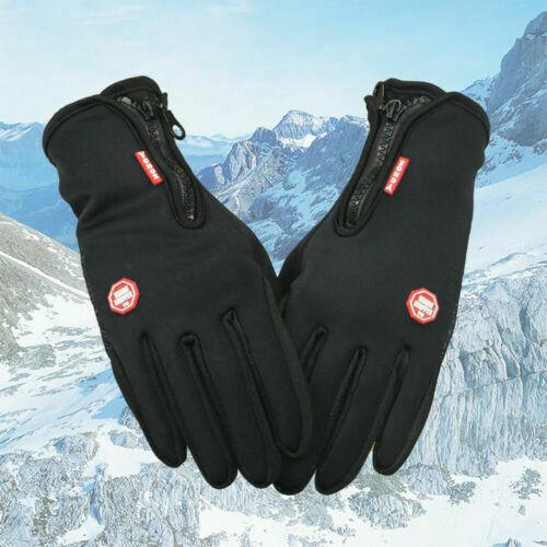 Sports Neoprene Windproof Waterproof Touch Screen Thermal Gloves Mittens Winter