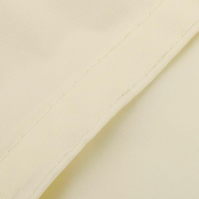 Tenda a Vela Parasole Rettangolare Tenda da Sole Ombra Protezione Raggi UV 98/%