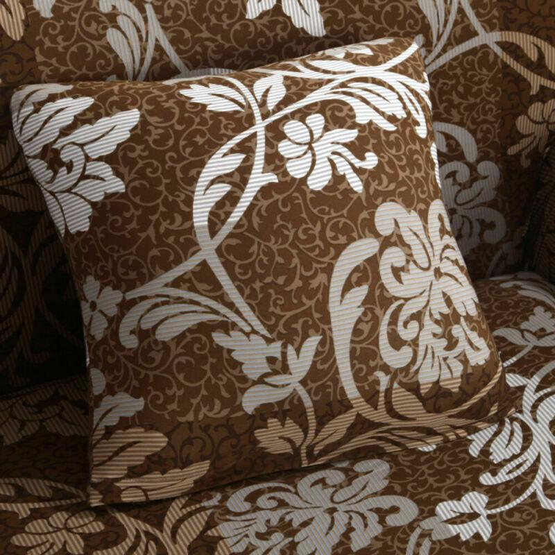 Housse-de-Canape-Extensible-Couverture-Chaise-Spandex-Elastique-Coussin-Couvre miniature 35