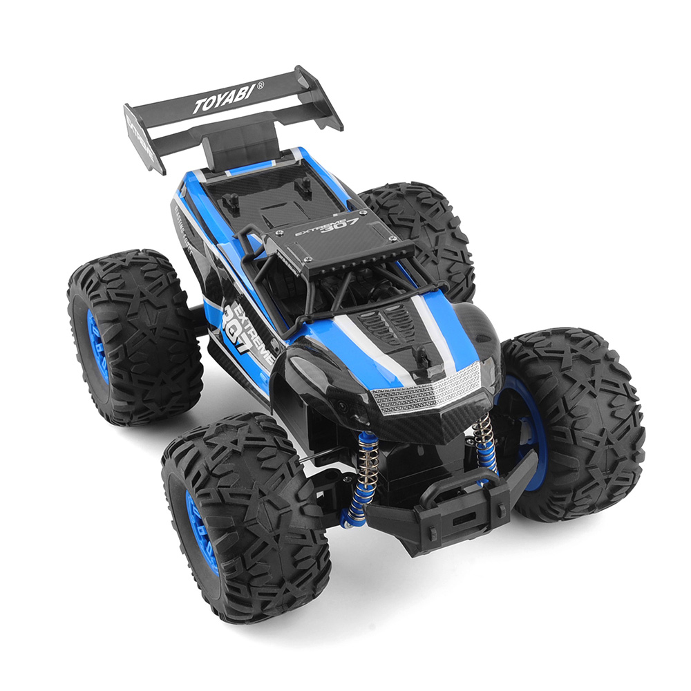 Details about Offroad TOYABI Big Wheel Monster Truck Large Remote Control  Boys RC Toy Car Gift