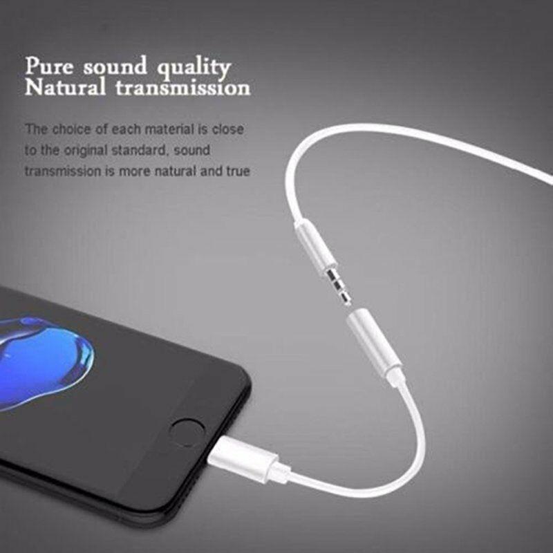 micro usb kabel lightning auf audio kopfh rer aux adapter. Black Bedroom Furniture Sets. Home Design Ideas