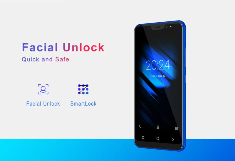 Android9-0-Dual-SIM-SMARTPHONE-CELLULARE-16-GB-ROM-QuadCore-Sbloccato-5-0-Pollic miniatura 8
