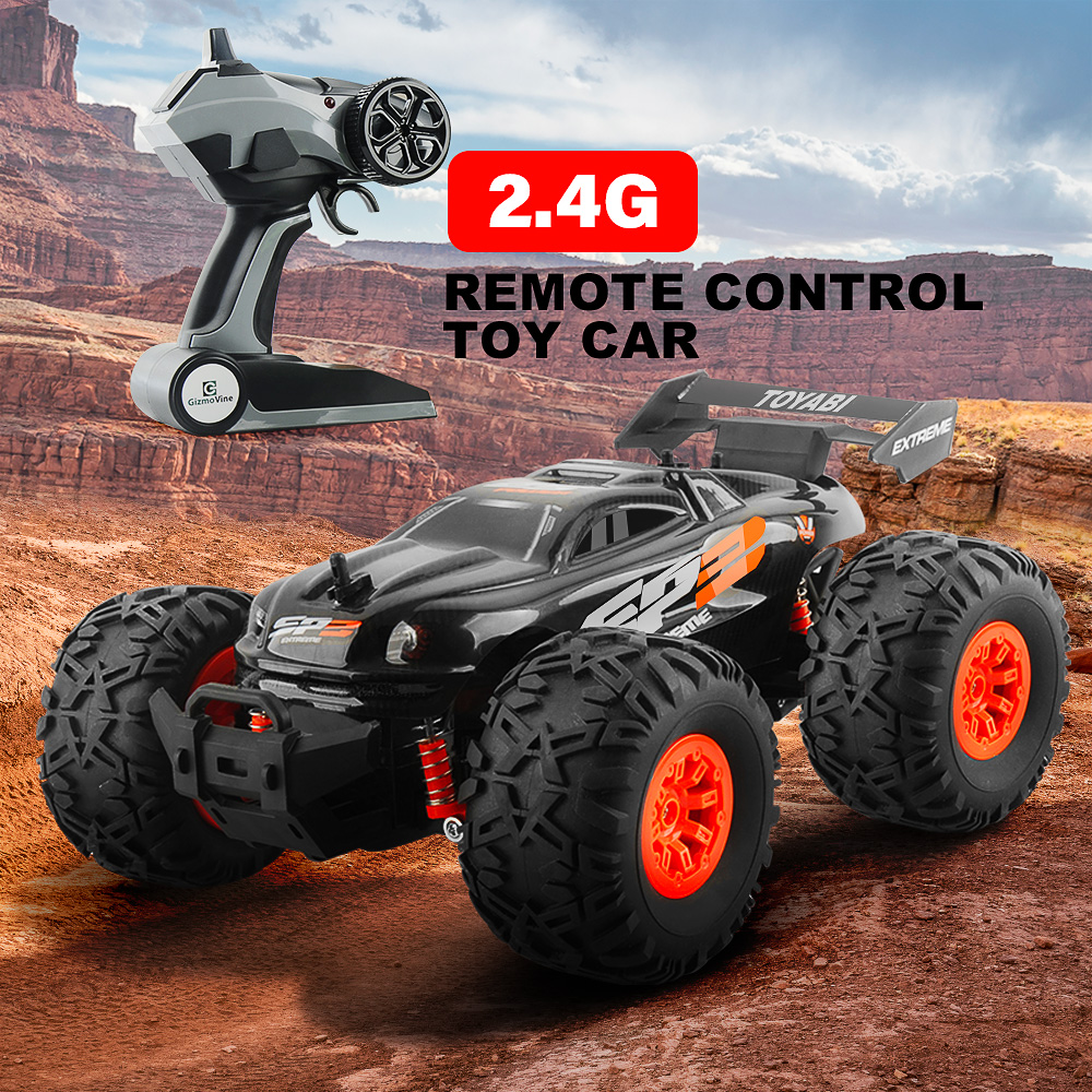 Monster Truck Rc Cars >> Details About Offroad Remote Control Cars Monster Trucks 1 18 Scale Rc Desert Buggies Rtr Uk