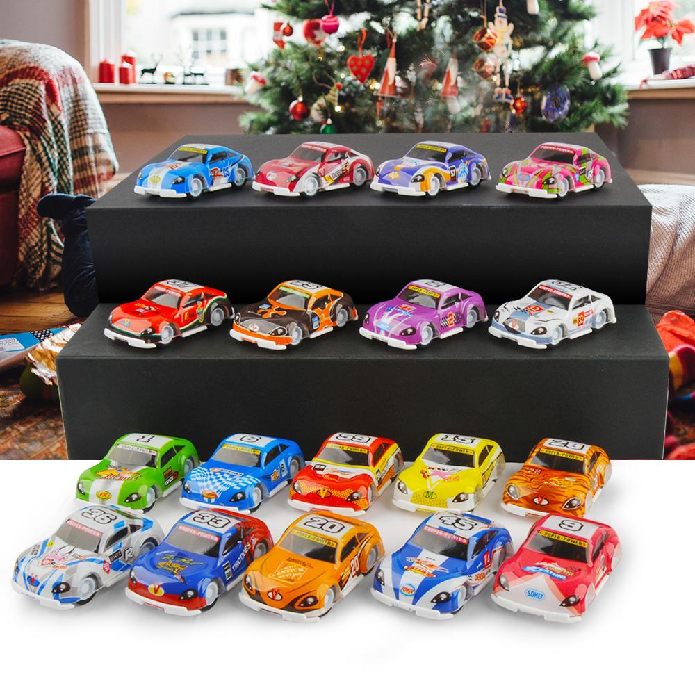 Sur Camion Tirer Détails Mini Racing Enfants Dos Voitures 18 Jouet Cadeau Modèle Pcs Bébé 6 RLj4A5
