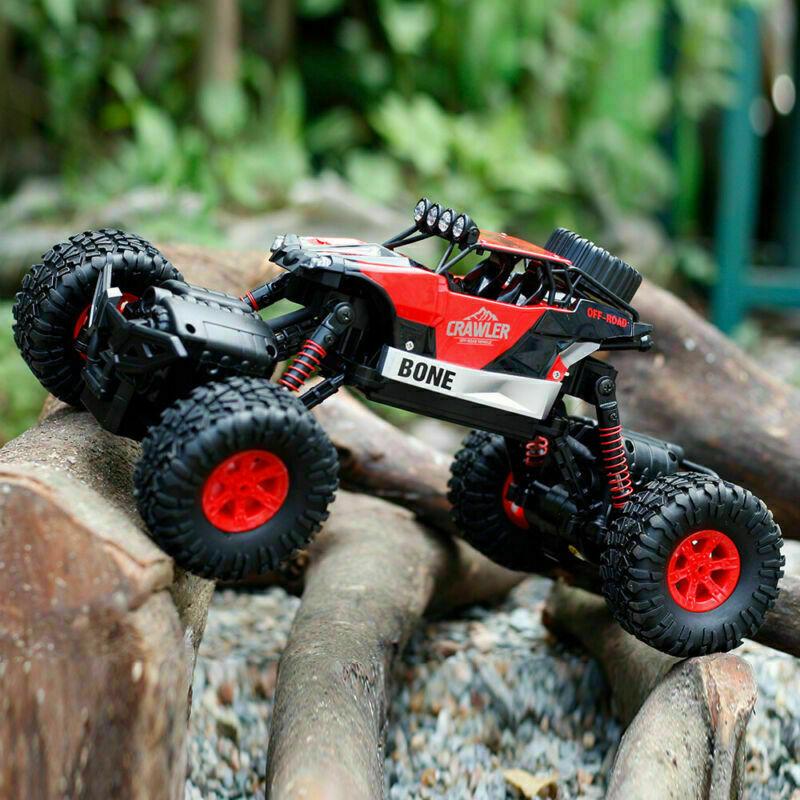 Monster-Truck-RC-1-16-4WD-Rock-Climbing-Car-Remote-Control-Drift-RTR-Toys-Models thumbnail 15