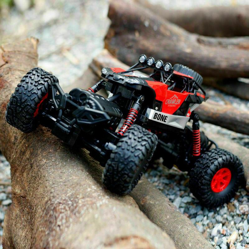 Monster-Truck-RC-1-16-4WD-Rock-Climbing-Car-Remote-Control-Drift-RTR-Toys-Models thumbnail 17