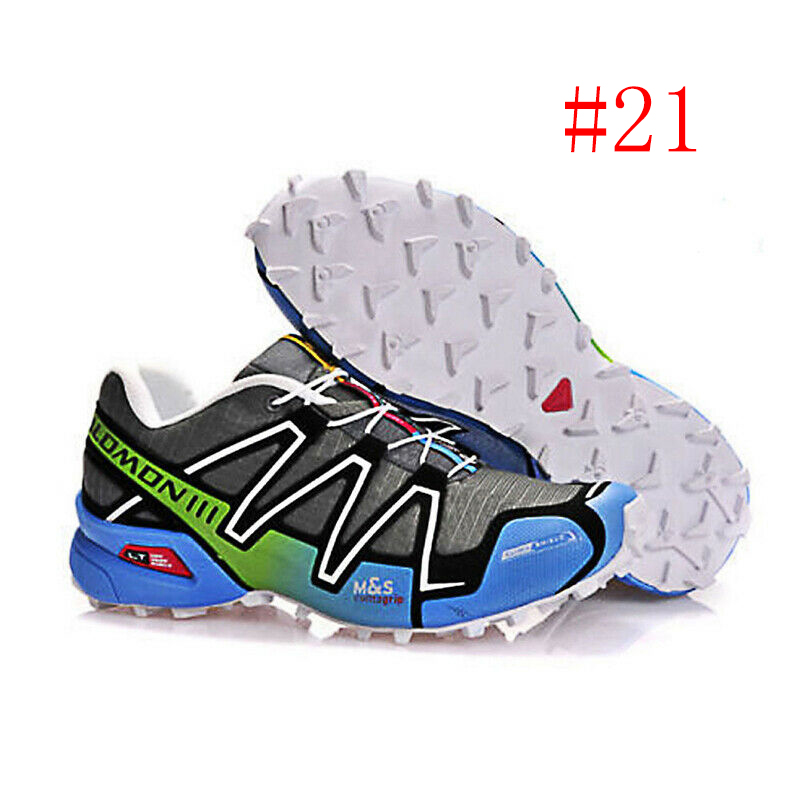 Details about Größe 40 46 Herren Schuhe Speedcross 3 Outdoorschuhe Laufschuhe Shoes