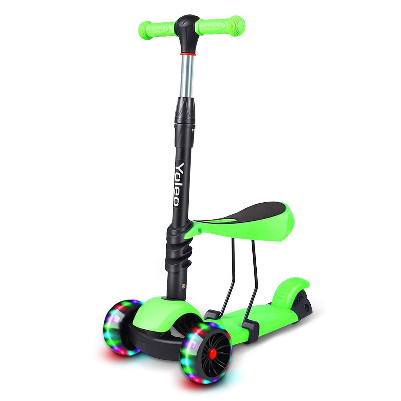 3 in 1 kleinkinder kinder roller scooter kinderscooter 3. Black Bedroom Furniture Sets. Home Design Ideas