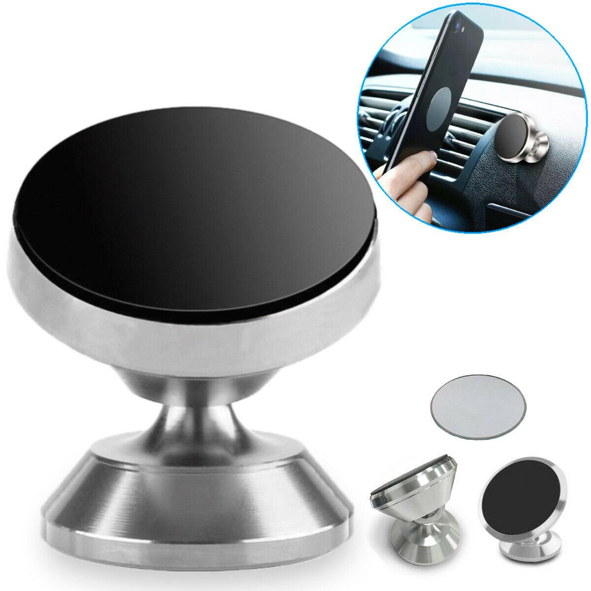 magnet halterung smartphone kfz armaturenbrett 360. Black Bedroom Furniture Sets. Home Design Ideas