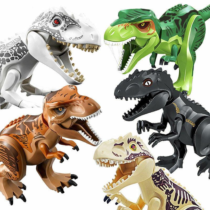 ABS 28CM Dinosaurier Tyrannosaurus T-Rex Spielzeug Jurassic World Park Serie 5