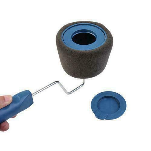 6 outils Pro Paint Roller Brush rouleau de peinture avec réservoir kit peinture 3