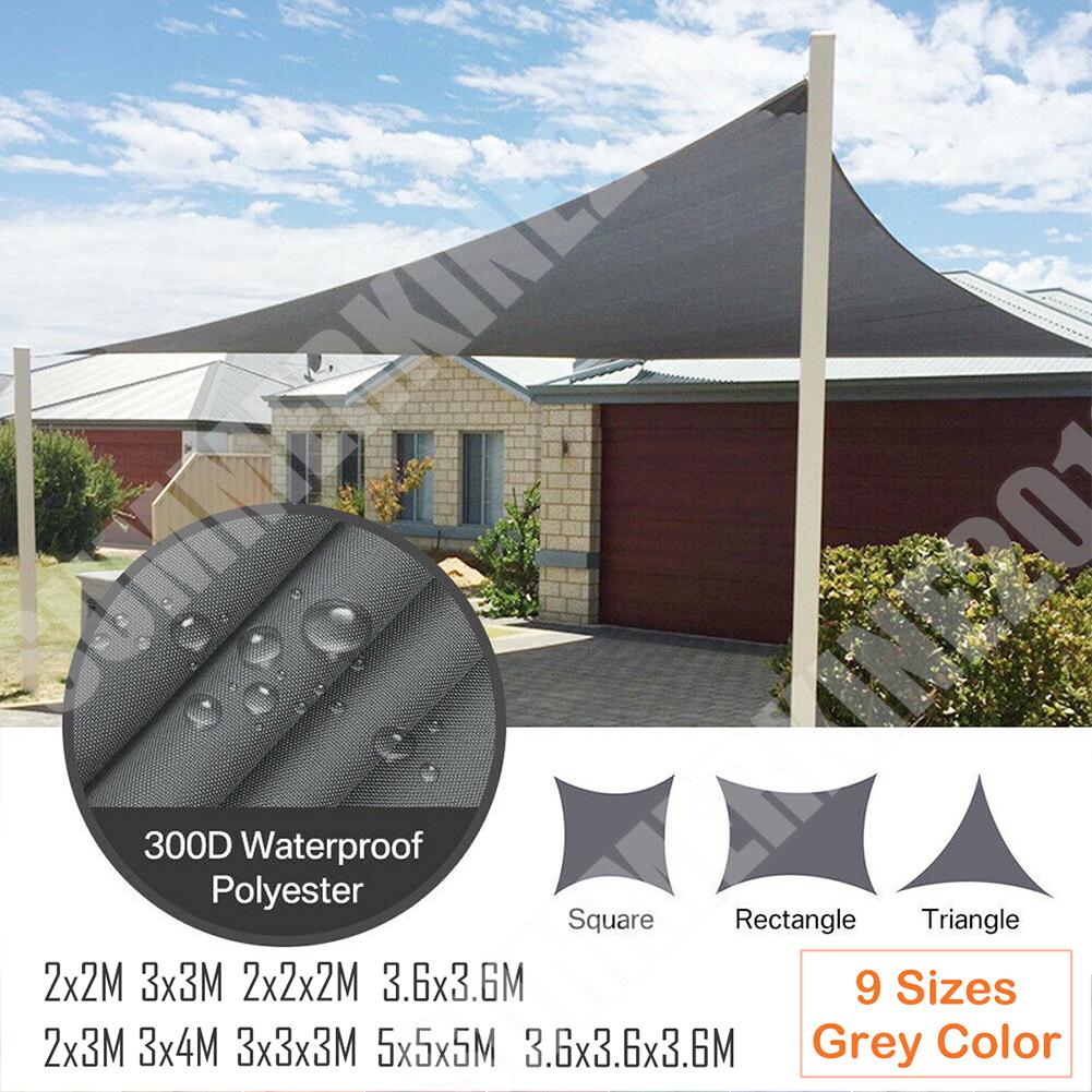 Vela Triangolare Da Giardino tenda a vela triangolare ombreggiante telo sole ombra