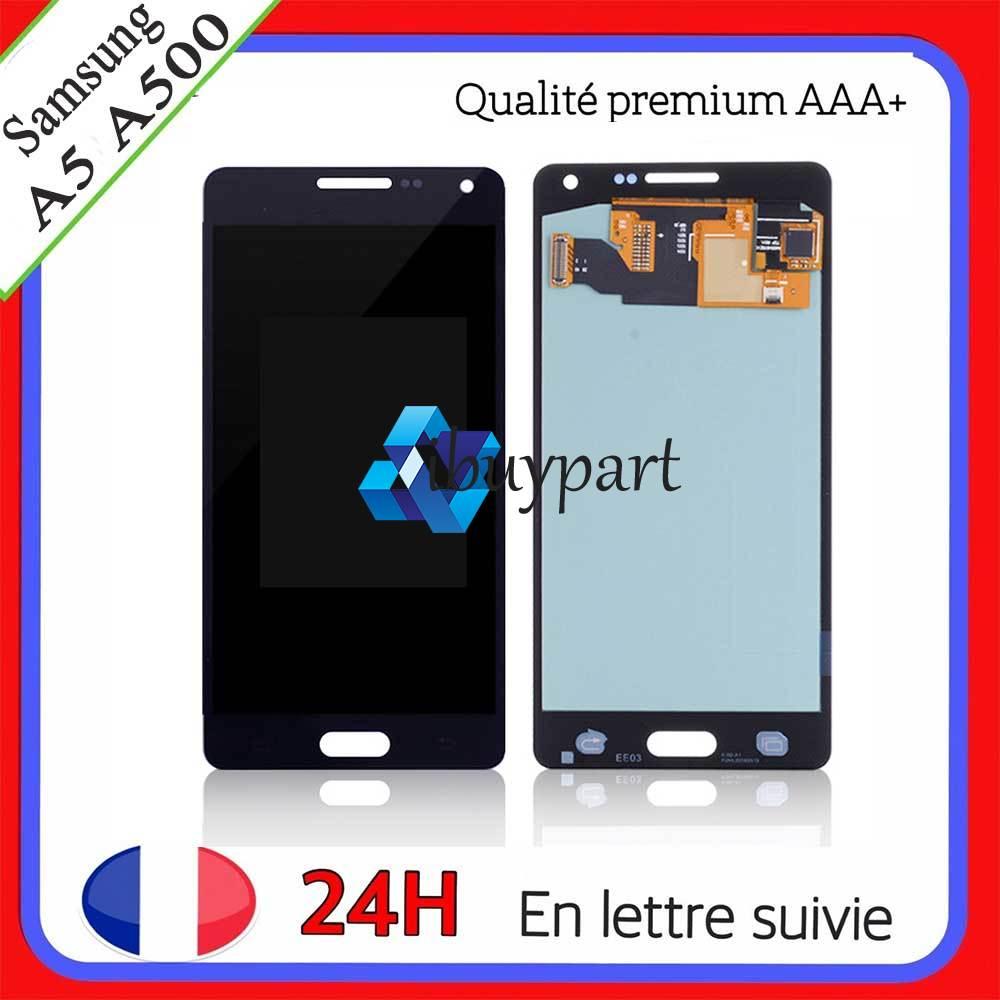 Noir Ecran LCD Tactile Pour Samsung Galaxy A5 A500 2015 A500F A500M SM-A500FU