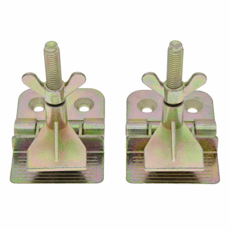 Butterfly Frame Hing Silk Screen Printing Durable Clamp Craft Fixed Tools GA
