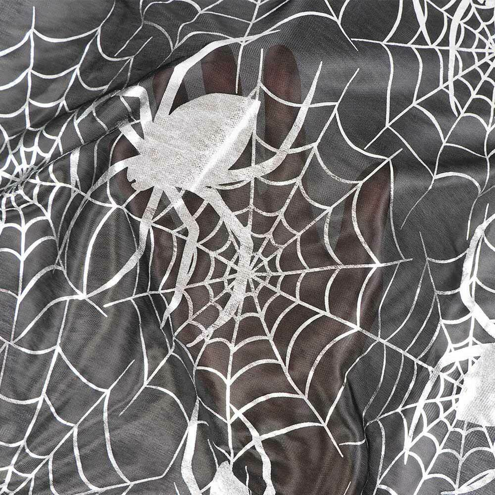 Halloween-Spider-Web-Tablecloth-Polyester-Party-Table-Cloth-Cover-Home-Bar-Decor thumbnail 12