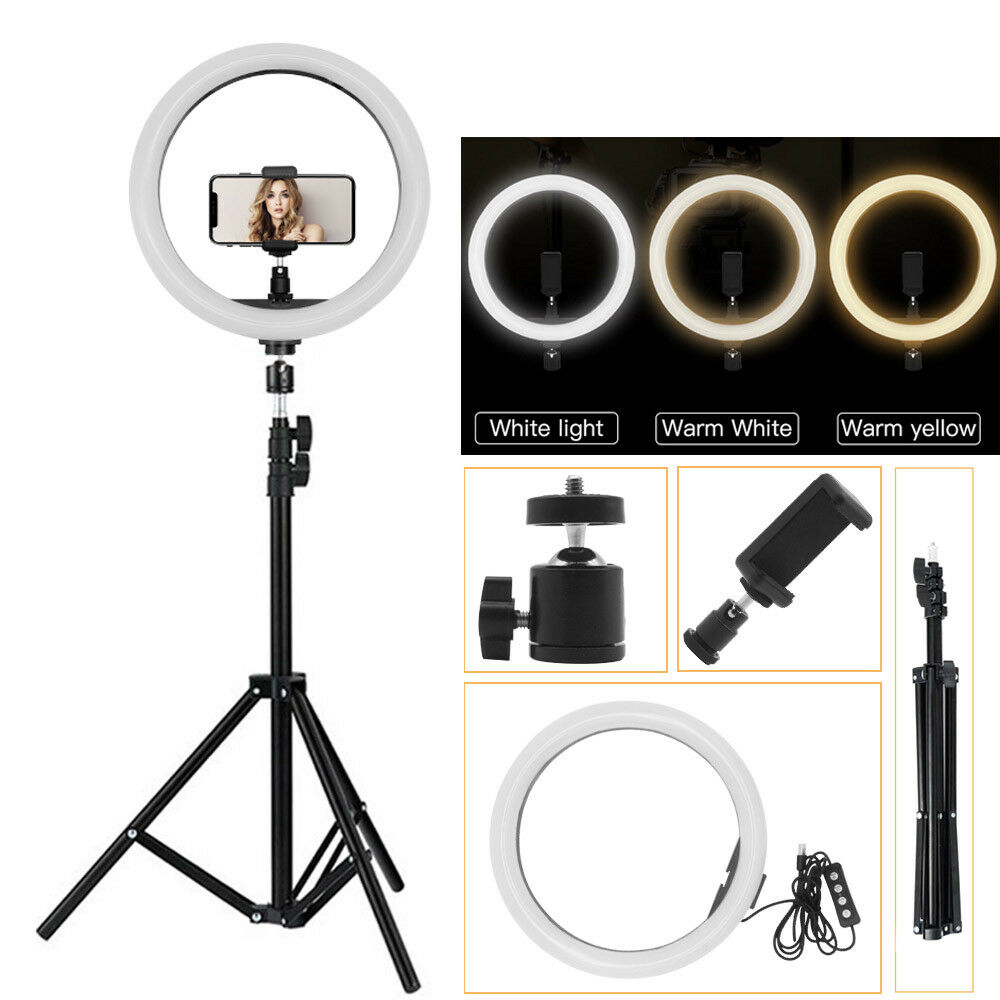 gazechimp Photo Studio 228 LED Dimmable On Camera Video Light Lamp for Canon