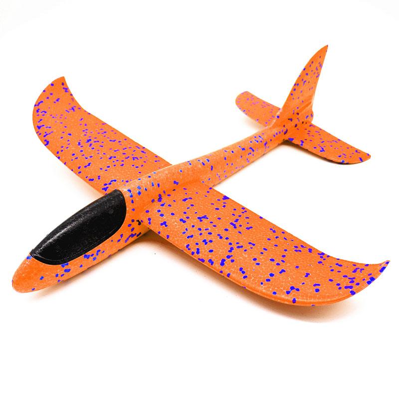 49*44cm EPP Foam Hand,Throw Airplane Outdoor Launch Glider Plane Kids Toy YNUK