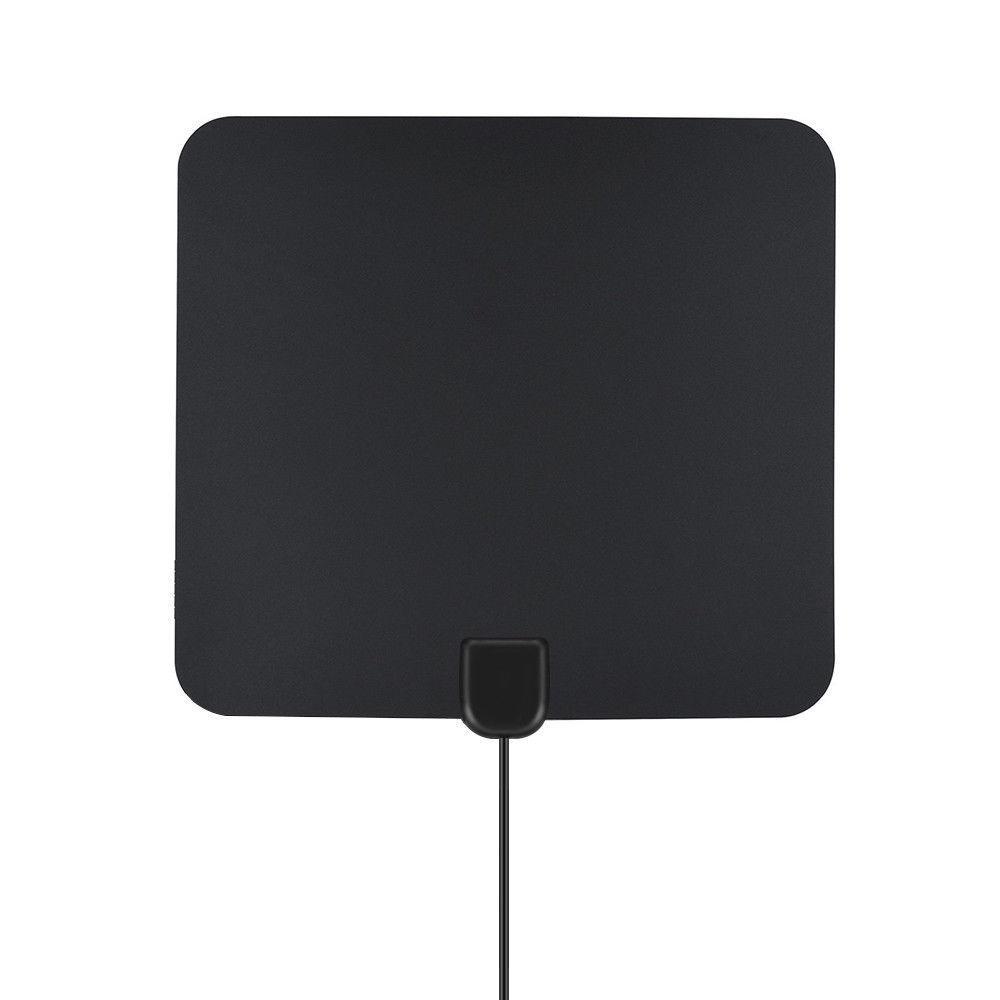 50 miles digtial tv antenne amplified dvb t dvb t2 1080p. Black Bedroom Furniture Sets. Home Design Ideas