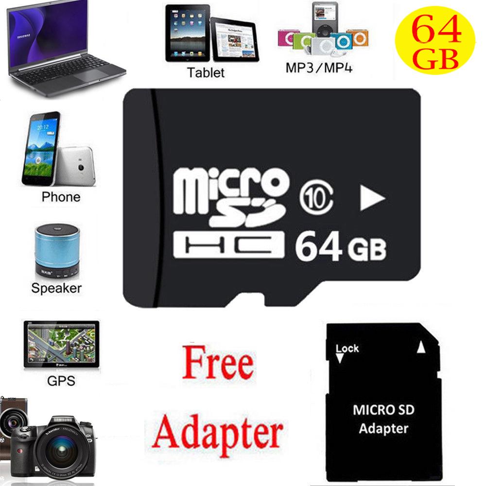 Sd Speicherkarte 8 16 32 64 128gb Micro Sd Card Class10
