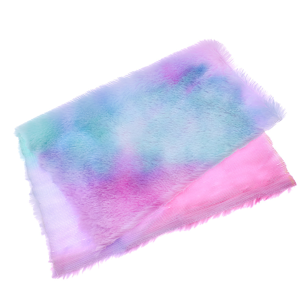 A4-Rainbow-Faux-Fur-Flocking-Soft-Fabric-for-DIY-Bags-Bows-Sewing-Supplies thumbnail 8