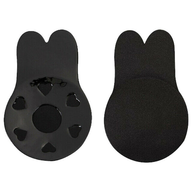 Women Cup Bra Thin Invisible Silicone Breast Pads Boob -2299