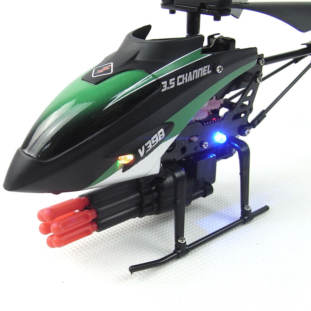 5 Channel Durable Remote Controlled Helicopter Learn Medical Radio Control V398 This 35 Is An Excellence And Fantastic Choice
