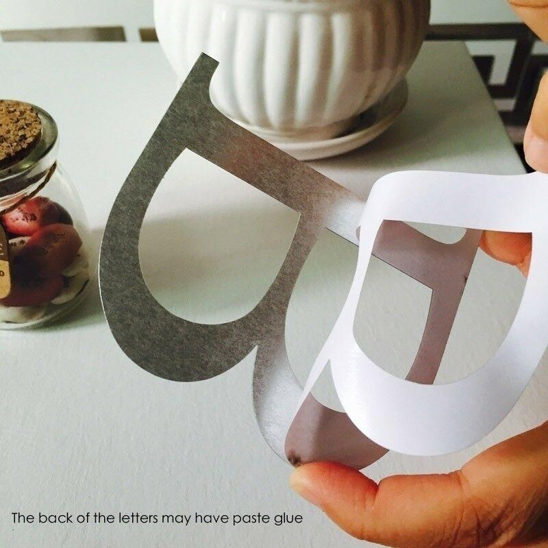 1set-3D-Love-Home-Briefe-Acryl-Spiegel-Wandaufkleber-DIY-Art-Mural-Zuhause-Dekor Indexbild 4