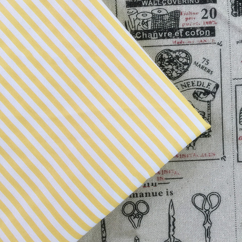 50-160CM-Gelb-Blume-Stoff-Tuch-Floral-Twill-100-Baumwollgewebe-Naehen-Patchwork Indexbild 15