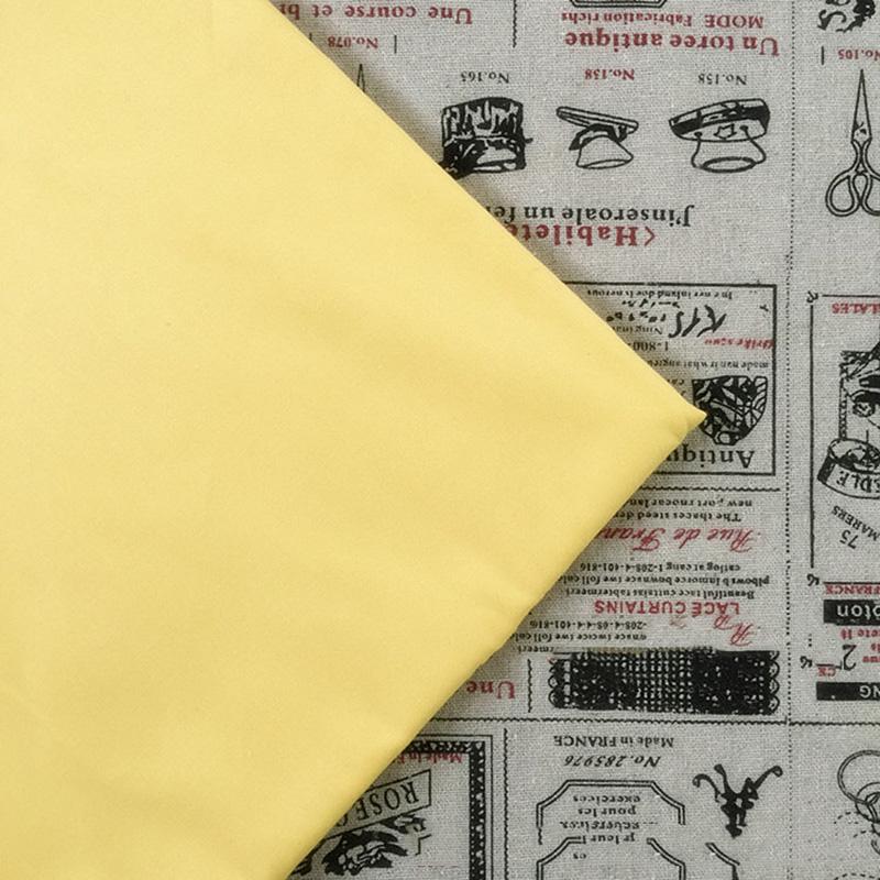 50-160CM-Gelb-Blume-Stoff-Tuch-Floral-Twill-100-Baumwollgewebe-Naehen-Patchwork Indexbild 16