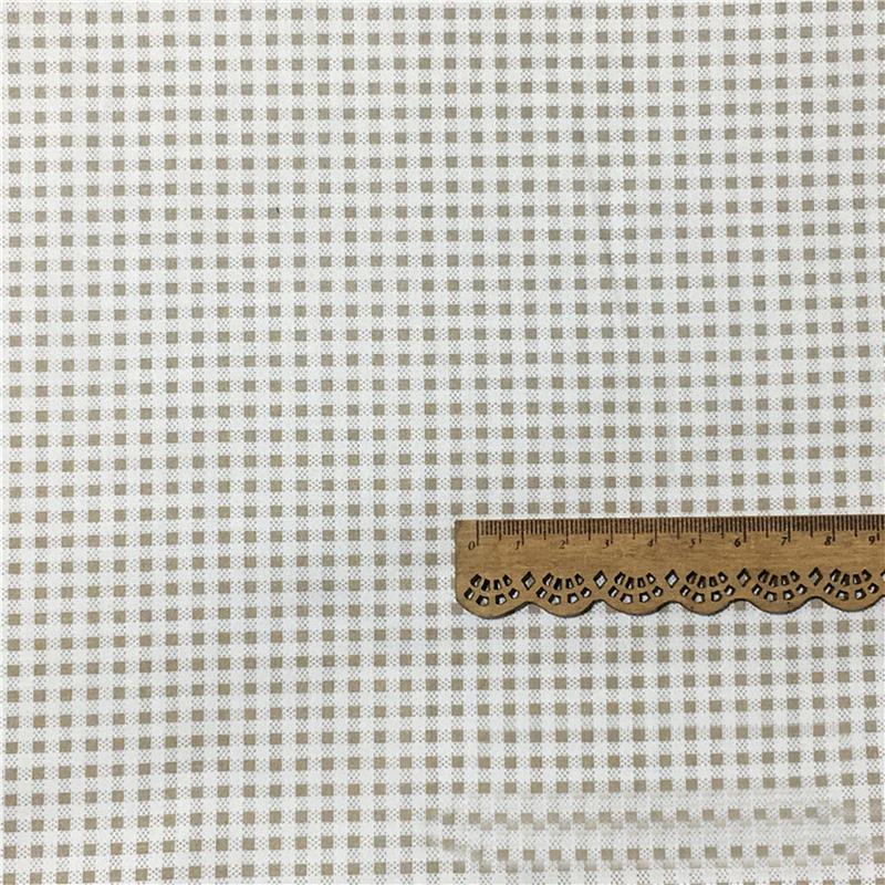 Blau-Blumig-Strip-Twill-Stoff-Patchwork-100-Baumwolle-Kissen-Quilting-Kleidung Indexbild 14
