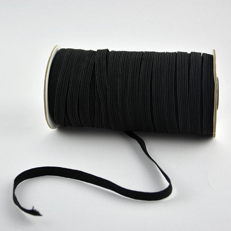 60-Yards-3-5mm-Elastisch-Band-Gummiband-Kleidung-Reparieren-Ersetzen-Naehzubehoer Indexbild 11
