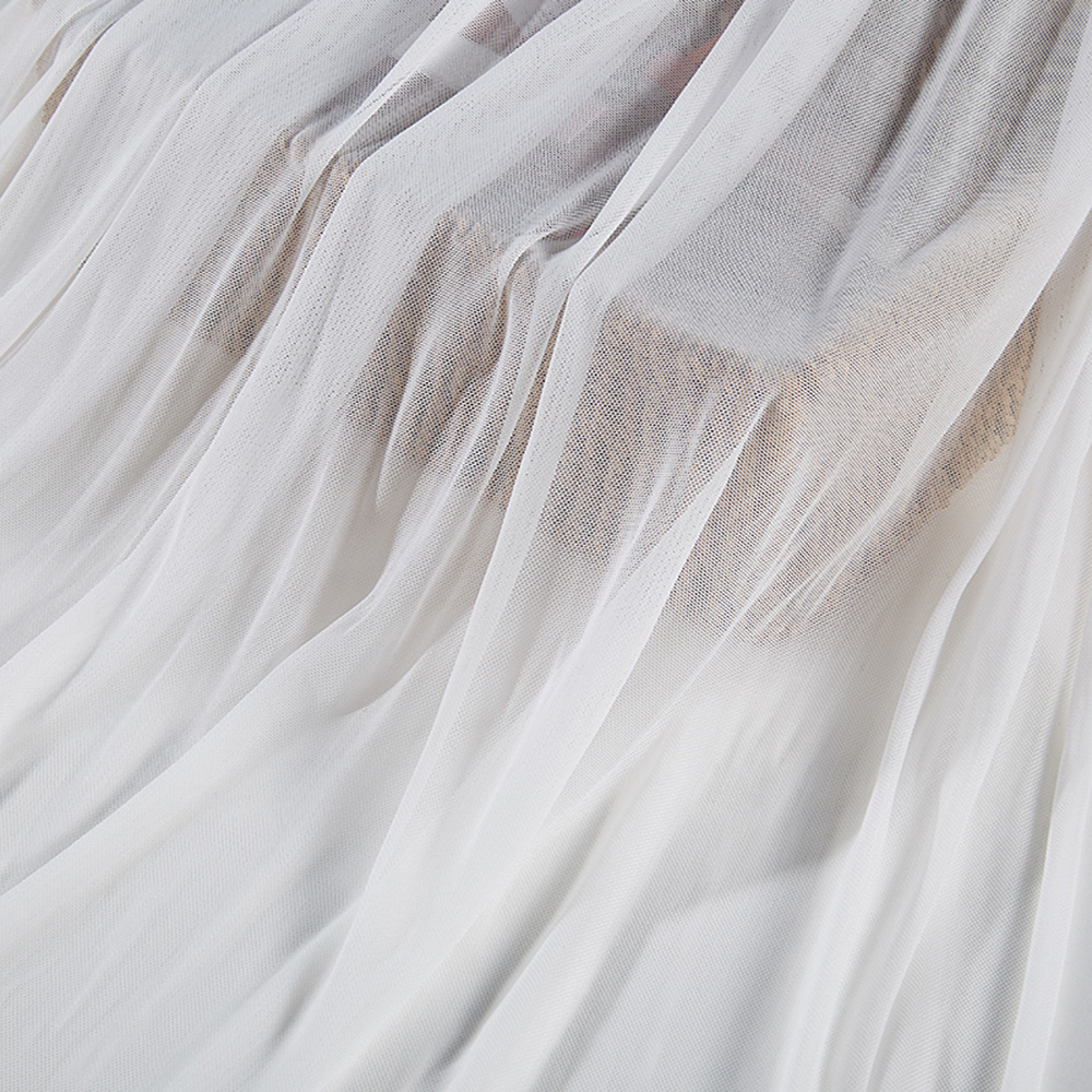 82 Nylon 18 Spandex Stretch Nylon Mesh Fabric By The Yard