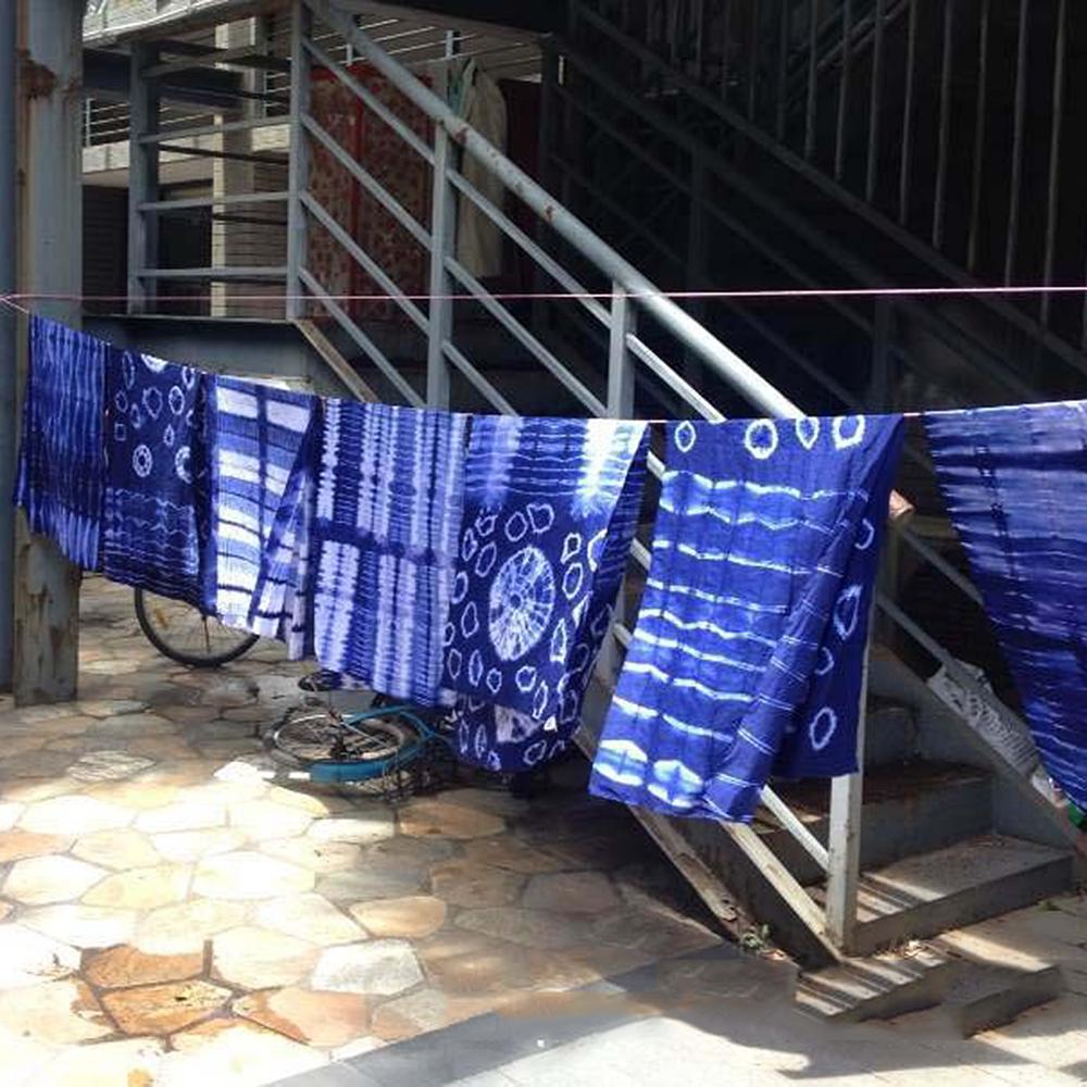 miniatura 4 - 11 Colori Fai Da Te Tessuto Tessile Vernice Tie Dye Polvere Kit di un solo passaggio acqua fredda Craft