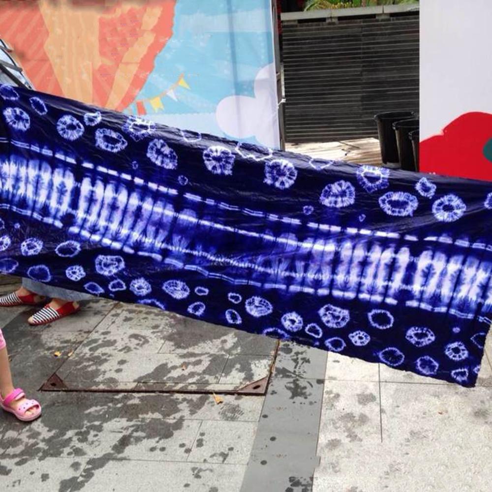 miniatura 8 - 11 Colori Fai Da Te Tessuto Tessile Vernice Tie Dye Polvere Kit di un solo passaggio acqua fredda Craft