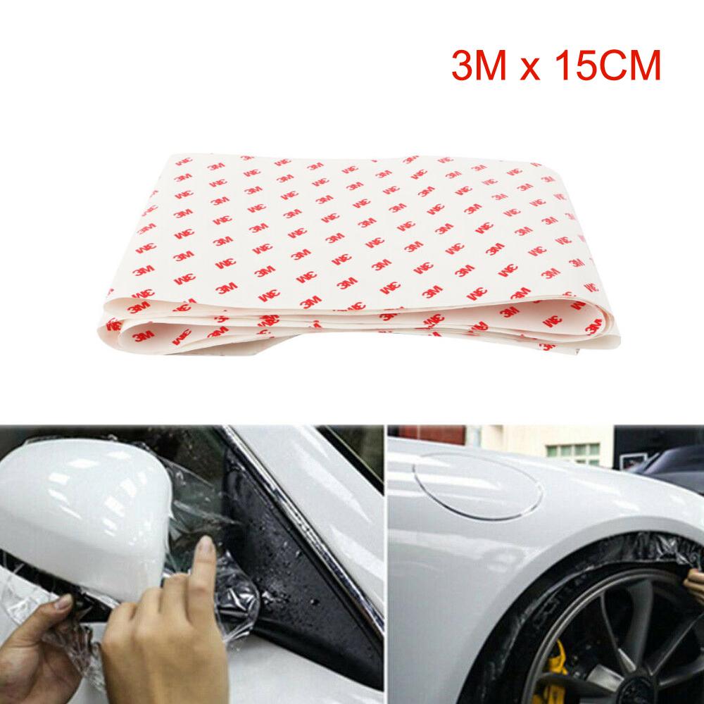 Car Transparent Clear Protective Film Vinyl Wrap Car Auto Body Sticker Protector