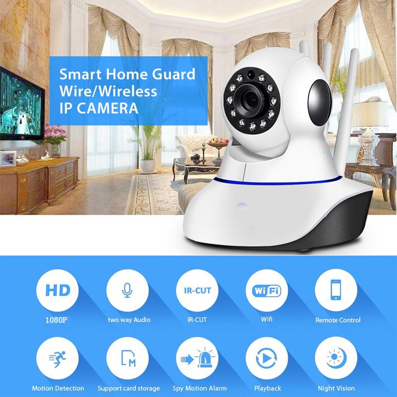 1080P HD IP Netzwerk Camera Dome Außen Überwachungskamera