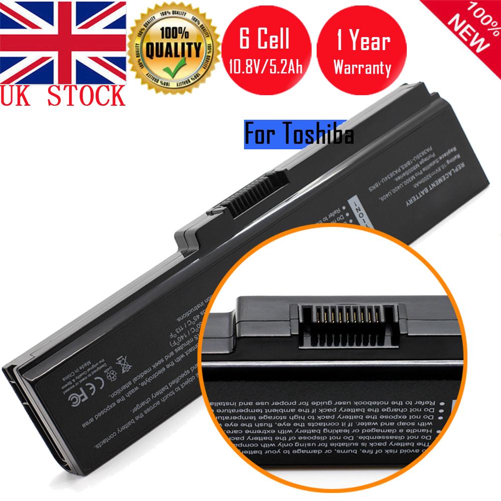 Battery For Toshiba Satellite L645 L310 L500 L600 L630 L635 L650 L670 M300 M500