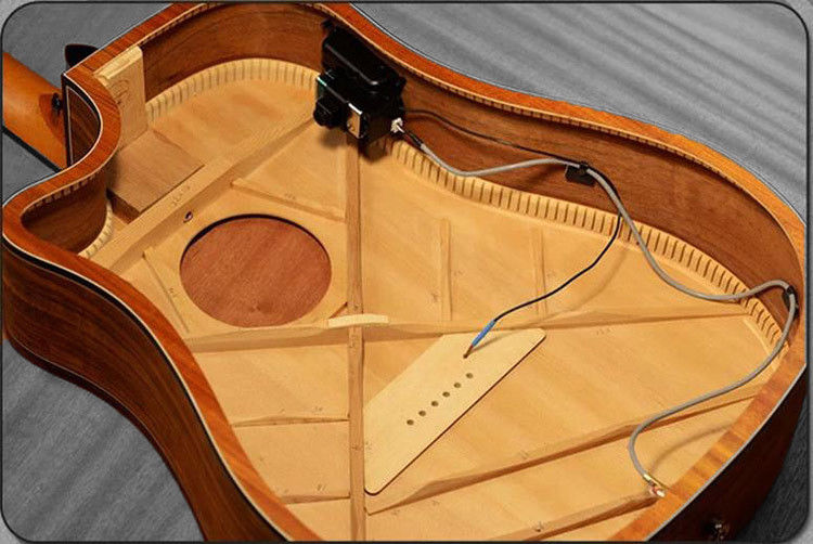 4 band eq guitar equalizer acoustic guitar preamp piezo pickup fishman 201 sound ebay. Black Bedroom Furniture Sets. Home Design Ideas