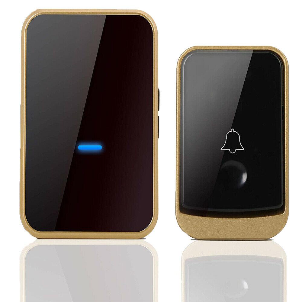 Top Home Security Wireless Doorbell Waterproof 300M Long ...
