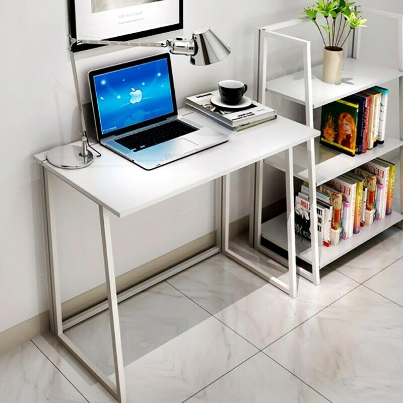 Folding Desk Study Coffee Table Foldable Computer Desk ...