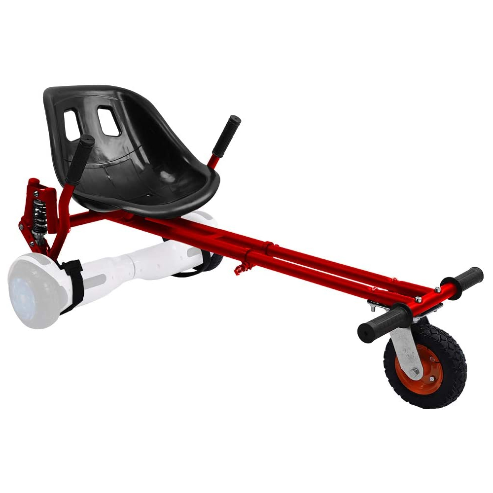 Indexbild 13 - Hoverkart Hoverboard Sitzscooter Dämpfungsfedern Go Kart Hoverseat Kartsitz DE
