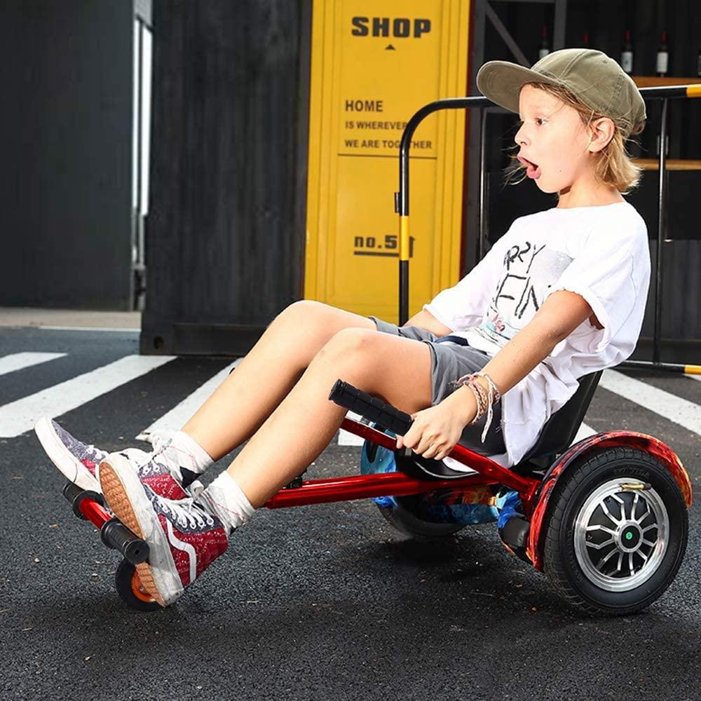 Indexbild 20 - Hoverkart Hoverboard Sitzscooter Dämpfungsfedern Go Kart Hoverseat Kartsitz DE